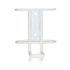 safetec: Safetec - Hand Sanitizer Wall Mount Bracket Only