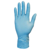 safety zone: Safety Zone - Nitrile Powder Free Disposable Gloves - Large