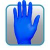 safety zone: Safety Zone - Super Stretch Nitrile Gloves