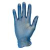 Safety Zone Lightly Powdered Vinyl Gloves - Medium SFZ GVDL-MD-1