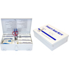 Safety Zone 25 Person Metal First Aid Kit SFZ K-FAK-25
