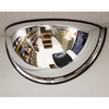 Safety Zone Half Dome Acrylic Mirror - Premium Interior 18 SFZ MR-2000HD18