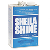 cleaning chemicals, brushes, hand wipers, sponges, squeegees: Sheila Shine Stainless Steel Cleaner & Polish