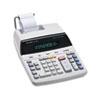 Sharp Electronics Sharp® EL2192RII Two-Color Roller Printing Calculator SHR EL2192RII