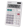 Sharp Electronics Sharp® EL-334W Large Desktop Calculator SHR EL334W