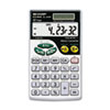 Sharp Electronics Sharp® EL344RB Metric Conversion Wallet Calculator SHR EL344RB