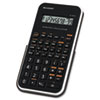 Sharp Electronics EL-501XBWH Scientific Calculator SHR EL501XBWH