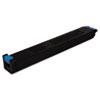Sharp Electronics Sharp MX27NTCA Toner, 15000 Page-Yield, Cyan SHR MX27NTCA