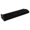 Sharp Electronics Sharp X50NTBA TonerMX50NTBA Toner, 40000 Page-Yield, Black SHR MX50NTBA