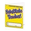 Scholastic Scholastic Substitute Teacher Essential Folder SHS 0439503930