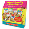 Scholastic Scholastic Word Family Readers Set SHS 0545231485