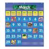 Scholastic Scholastic® Monthly Calendar Pocket Chart SHS 511479