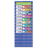 Scholastic Scholastic® Daily Schedule Pocket Chart SHS 511498
