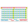 Scholastic Scholastic Number Line Bulletin Board Set SHS SC553078