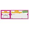 Scholastic Scholastic Student Award Tickets SHS TF1617