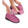 Silverts: Silverts - Women's Extra Extra Wide Width Adaptive Slippers