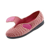 adaptive apparel: Silverts - Women's Extra Wide Comfort Slippers