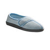 Silverts Womens Adaptive Arthritis Easy Closure Terry Cloth Slippers SIL 103600402