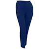 Silverts Womens Elastic Waist Polyester Pants 2 Pockets SIL 130900302