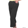adaptive apparel: Silverts - Women's Arthritis Elastic Waist Pull On Capris Pants