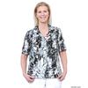 Silverts Womens Regular Short Sleeve Blouse SIL 132511202