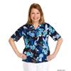 Silverts Womens Regular Short Sleeve Blouse SIL 132501701