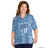 Silverts Womens Regular Short Sleeve Blouse SIL 132501801