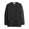 Silverts Womens Cardigan Sweater With Pockets SIL 132603202