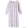 Silverts Womens Short Nightgown SIL 161500101