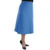 Silverts Adaptive Arthritis Wrap Around Skirt With Adjustable Closure SIL 230111006