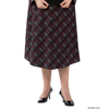 adaptive apparel: Silverts - Women's Fashion  Easy Access Wrap Skirt With VELCRO® Brand Fasteners