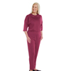 Silverts Womens Adaptive Alzheimers Clothing Anti Strip Suit Jumpsuit SIL 233300404