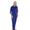 Silverts Womens Adaptive Alzheimers Clothing Anti Strip Suit Jumpsuit SIL 233301405