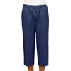 Silverts Womens Adaptive Cotton Capri Pants SIL 234310302