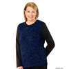 Silverts Womens Stylish Adaptive Sweater Top SIL 237300102