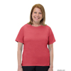 adaptive apparel: Silverts - Adaptive T Shirt Solid Color For Women