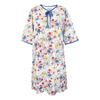 Silverts Womens Soft Cotton Knit Hospital Gowns SIL 260001902