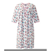 Silverts Womens Soft Cotton Adaptive Designer Hospital Gown SIL 260003204