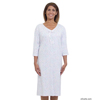 Silverts Womens Soft Cotton Knit Hospital Gowns SIL 260011802