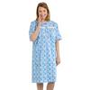 Silverts Womens Adaptive Open Back Nightgown SIL 261800102