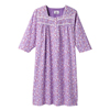 Silverts Pretty Cotton Hospital Nightgown SIL 263200601