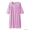 Silverts Pretty Cotton Hospital Nightgown SIL 263200701