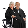 Silverts Terry Wheelchair Poncho SIL 302000401