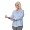 adaptive apparel: Silverts - Magnetic Closing Shirt