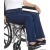 Adaptive Apparel: Silverts - Women's Designer Wheelchair Jeans