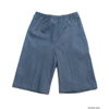 Silverts Mens Elastic Waist Cotton Adaptive Shorts SIL 500400602