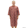 Silverts Mens Adaptive Cotton Hospital Patient Nightgowns SIL 500501704