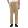 adaptive apparel: Silverts - Men's Cotton Easy Access Open Side Pants