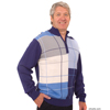 adaptive apparel: Silverts - Washable Pullover Sweater For Men