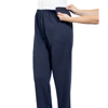 adaptive apparel: Silverts - Men's Easy Access Open Side Pants